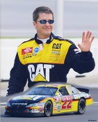 Ward Burton 2003 LIMITED STOCK 8x10 Photo