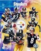 Pittsburgh Steelers 2003 Team Photo 8x10 Photos