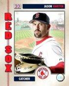 Jason Varitek 2006 Studio LIMITED STOCK Red Sox 8x10 Photo
