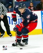 Sergei Fedorov Blue Jackets 8x10 Photo