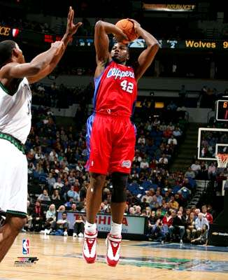 Elton Brand Los Angeles Clippers 8x10 Photo LIMITED STOCK