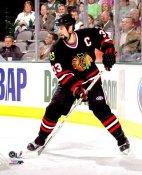 Adrian Aucoin Chicago Blackhawks 8x10 Photo