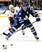 Mats Sundin LIMITED STOCK Toronto Maple Leafs 8x10 Photo