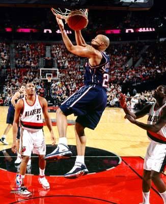 Richard Jefferson New Jersey Nets 8X10 Photo LIMITED STOCK