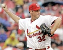 Josh Hancock St. Louis Cardinals 8x10 Photo