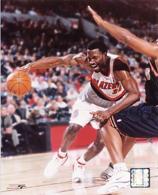 Dale Davis Portland Blazers 8X10 Photo LIMITED STOCK