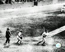 Babe Ruth New York Yankees 60th Home Run 8X10 Photo