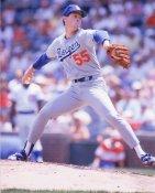 Orel Hershiser Los Angeles Dodgers 8X10 Photo