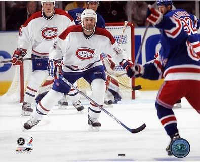 Radek Bonk Montreal Canadiens 8x10 Photo