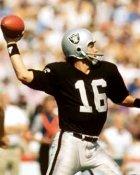 Jim Plunkett Oakland Raiders 8X10 Photo