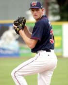 Adam Miller Cleveland Indians 8X10 Photo