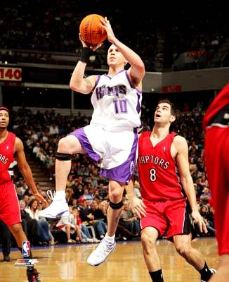 Mike Bibby LIMITED STOCK Sacramento Kings 8X10 Photo