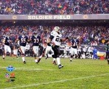 Reggie Bush NFC Playoffs LIMITED STOCK Saints 8X10 Photo