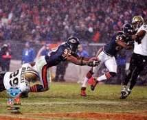 Cedric Benson NFC Champs Game Bears 8X10 Photo