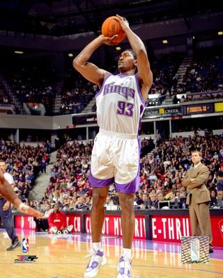 Ron Artest LIMITED STOCK Sacramento Kings 8X10 Photo