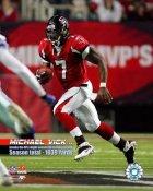 Michael Vick 1039 Yard Season Falcons LIMITED STOCK 8X10 Photo
