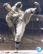Bob Feller Cleveland Indians SATIN 8X10 Photo