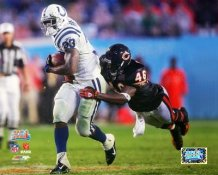 Dominic Rhodes LIMITED STOCK Super Bowl 41 Colts 8X10 Photo