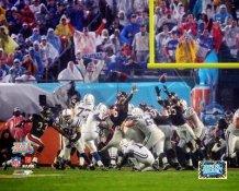 Adam Vinatieri LIMITED STOCK Super Bowl 41 Colts 8X10 Photo