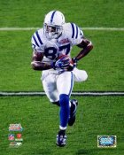 Reggie Wayne LIMITED STOCK Super Bowl 41 Colts 8X10 Photo