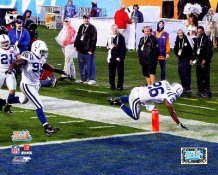 Kelvin Hayden LIMITED STOCK Super Bowl 41 Colts 8X10 Photo