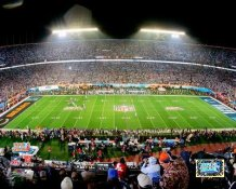 Colts 2007 Dolphins Stadium Super Bowl 41 Colts vs. Bears LIMITED STOCK 8X10 Photo