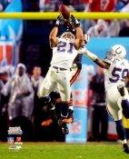 Bob Sanders LIMITED STOCK Super Bowl 41 Colts 8X10 Photo