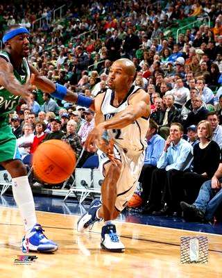 Derek Fisher Utah Jazz 8X10 Photo LIMITED STOCK