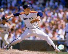 Nolan Ryan 1988 Houston Astros 8X10 Photo