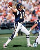 Dan Fouts San Diego Chargers SATIN 8X10 Photo LIMITED STOCK