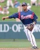 Tony Pena Jr. Atlanta Braves 8X10 Photo