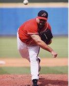 Bob Wickman Atlanta Braves 8X10 Photo