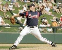 Macay McBride Atlanta Braves 8X10 Photo