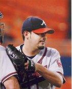 Oscar Villarreal Atlanta Braves 8X10 Photo