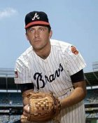 Phil Niekro Atlanta Braves 8X10 Photo
