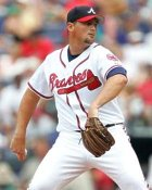 Tyler Yates Atlanta Braves 8X10 Photo