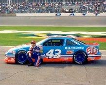 Richard Petty Daytona Racing 8X10 Photo