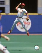 Ozzie Smith St. Louis Cardinals SATIN 8X10 Photo