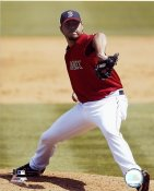 Josh Beckett LIMITED STOCK Boston Red Sox 8x10 Photo