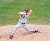 Aaron Fultz Philadelphia Phillies 8X10 Photo