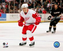 Pavel Datsyuk LIMITED STOCK Detroit Red Wings 8x10 Photo