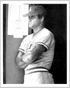 Joe Torre Atlanta Braves 8X10 Photo