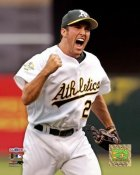 Huston Street ALDS Win LIMITED STOCK 2006 A's 8X10 Photo