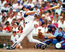 Ryne Sandberg Chicago Cubs 8X10 Photo
