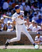 Ryne Sandberg Chicago Cubs SATIN 8X10 Photo
