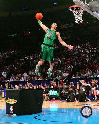 Gerald Green LIMITED STOCK 2007 All Star Game 8X10 Photo