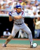 Gary Carter 1989 NY Mets 8X10 Photo