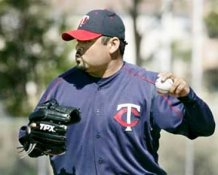 Denny Reyes Minnesota Twins 8X10 Photo