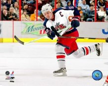 Adam Foote Columbus Blue Jackets 8x10 Photo