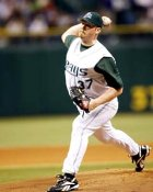 Seth McClung Tampa Bay Devil Rays 8X10 Photo
